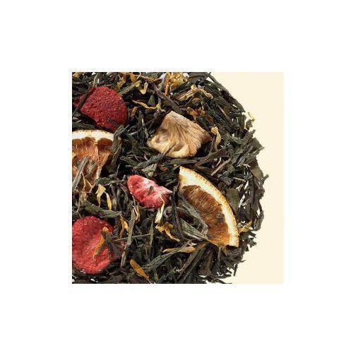 Herbata biała/zielona smakowa Początek Wiosny