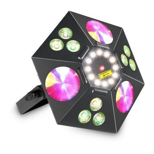 Cameo UVO - efekt świetlny LED 5 w 1
