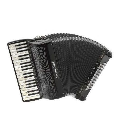 cassotto 375 (3+2) 37/5/11+m 96/5/5 akordeon (czarny) marki Serenellini