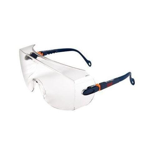 2800 Okulary ochronne nakładane na okulary korekcyjne 3M™, 2800