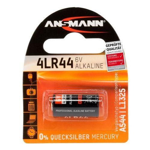 Ansmann Bateria alkaliczna 6V 4LR44 Darmowy odbiór w 16 miastach!, ans4lr44