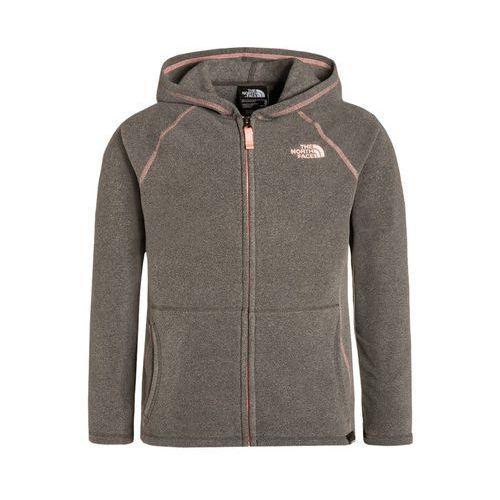 The North Face GLACIER Kurtka z polaru medium grey heather z kategorii kurtki dla dzieci