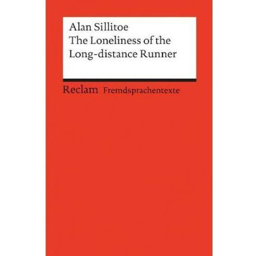 The Loneliness of the Long-distance Runner. Die Einsamkeit des Langstreckenläufers, English edition
