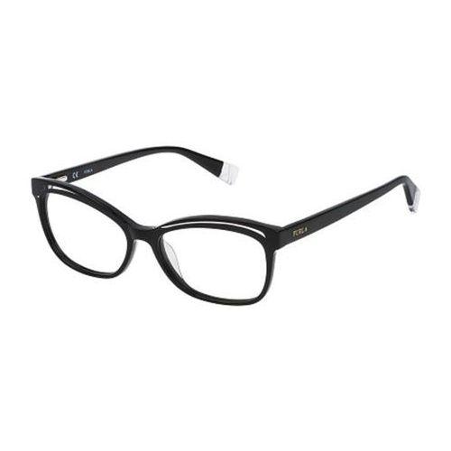 Okulary korekcyjne vfu093n 0z50 marki Furla