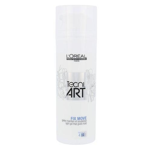 L´oréal professionnel tecni.art fix move żel do włosów 150 ml dla kobiet (3474636291441)
