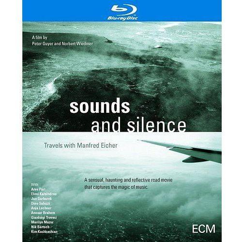 FILM/SOUNDS AND SILENCE - TRAVELS WITH MANFRED EICHER - Różni Wykonawcy (Płyta BluRay) (0602527698878)