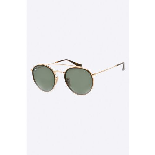 Ray-Ban - Okulary Round Double Bridge