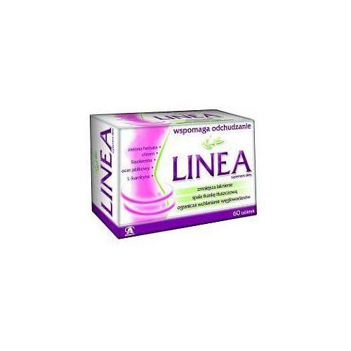 Linea - preparat na odchudzanie - 60 tabletek - tabletki tabletki na odchudzanie