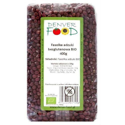 Fasolka Adzuki Bezglutenowa 400g - Denver Food EKO (5906660017141)