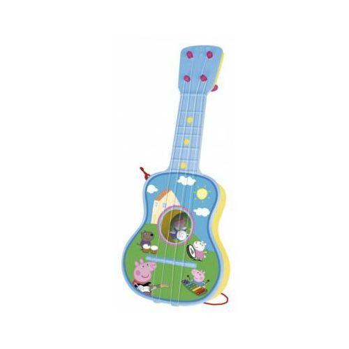 Gitara strunowa Świnka Peppa - DARMOWA DOSTAWA OD 199 ZŁ!!! (8411865023394)