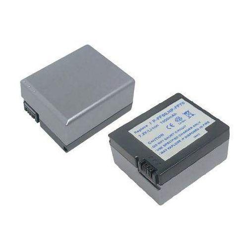 Bateria do kamery sony np-ff50 wyprodukowany przez Hi-power