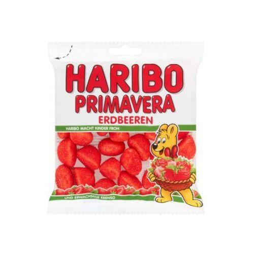 Haribo 100g truskawka żelko-pianki o smaku truskawkowym (9002975405157)