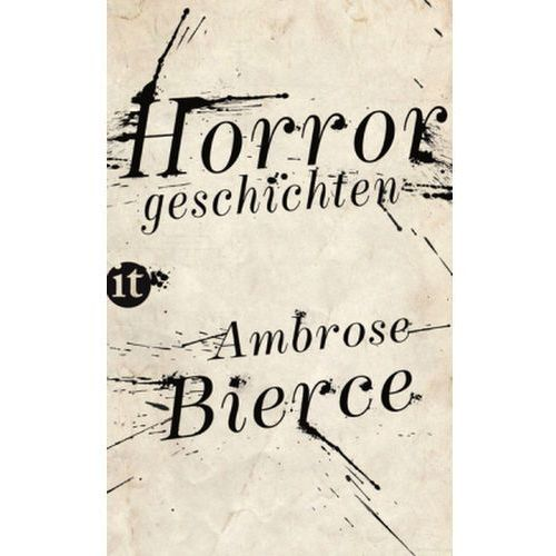 Horrorgeschichten Bierce, Ambrose (9783458359852)