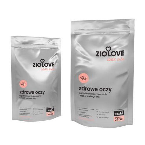 zdrowe oczy - herbatka ziołowa marki Ziolove