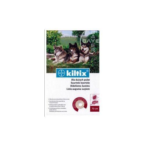 BAYER KILTIX Obroża 70cm dla dużych psów (pielęgnacja psów)