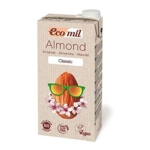 Napój - mleko migdałowe classic BIO 1l Ecomil
