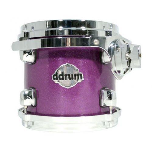 s4 tt 7x8 purple sparkle - tom 7″ x 8″ do zestawu dominion marki Ddrum