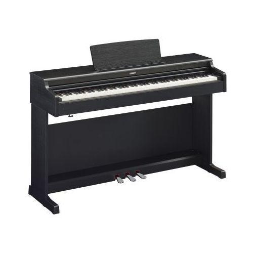 ydp 164 black arius pianino cyfrowe, kolor czarny marki Yamaha