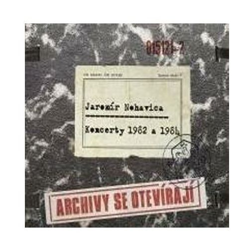 Jaromir nohavica - archivy se oteviraji: koncerty 1982 a 1984 (digipack) marki Warner music