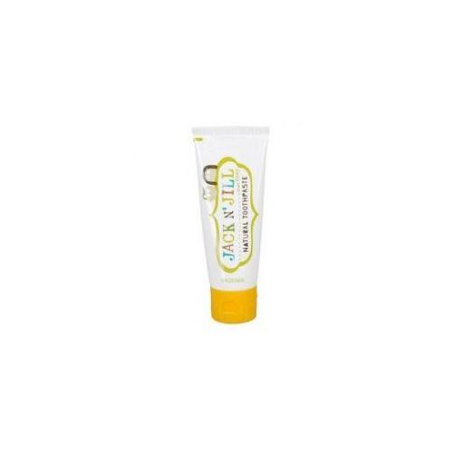 Jack n'jill Naturalna pasta do zębów - organiczny banan i xylitol 50g jjn05657