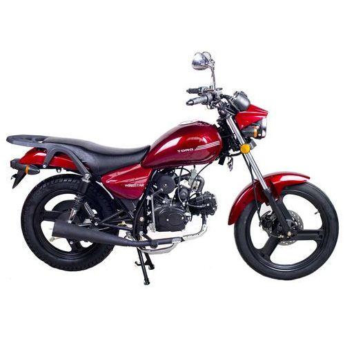 Motorower TORQ GW50Q-1 (Windstar) Czerwony - oferta [b53e2d7447312731]