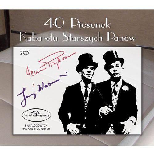 Warner music 40 piosenek kabaretu starszych panów - kabaret starszych panów (5907783422263)
