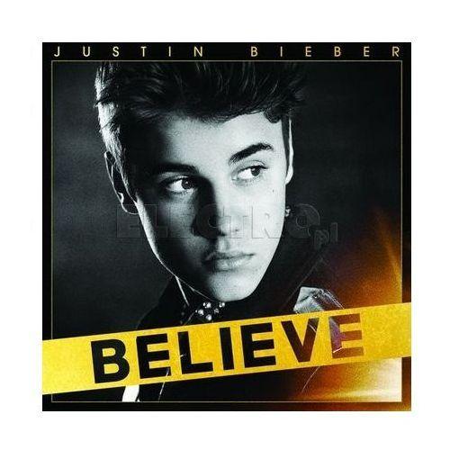 JUSTIN BIEBER - BELIEVE (POLSKA CENA) (CD), 3707070