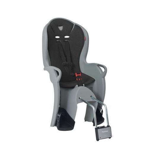 kiss fotelik dziecięcy szary/czarny mocowania fotelików dziecięcych marki Hamax