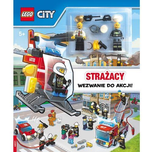 Lego City Straż Sprawdź