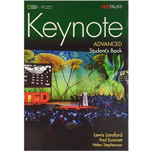 Keynote Advanced With Dvd-rom, Lansford
