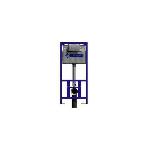 KK-POL - Zestaw spłukujący podtynkowy ORKA do WC - produkt z kategorii- Stelaże i zestawy podtynkowe