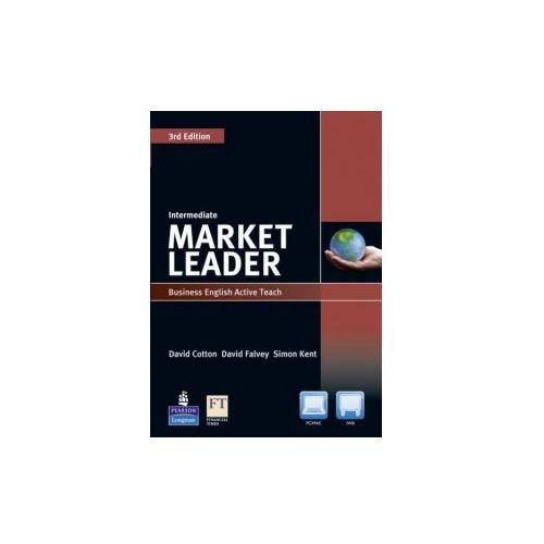 Market Leader Intermediate. Oprogramowanie Tablicy Interaktywnej, Simon Kent