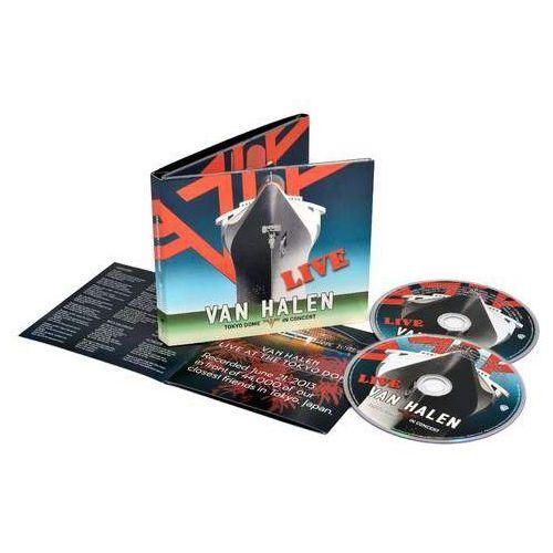 Warner music poland Tokyo dome in concert (cd) - dostawa zamówienia do jednej ze 170 księgarni matras za darmo (0081227955236)