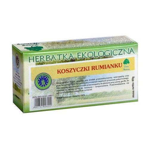 Dary natury Herbatka z koszyczków rumianku bio (25 x 1,5 g) - (5902741004918)