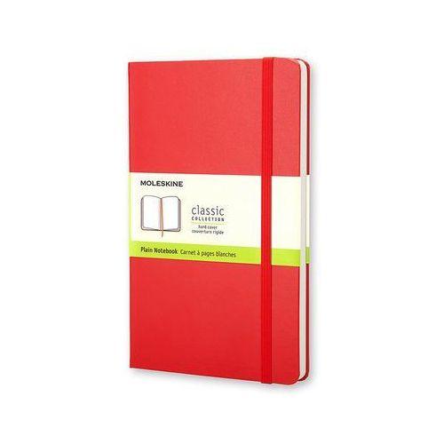 Notes P Moleskine Classic gładki czerwony (9788862930024)