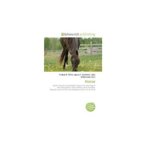 Kniha Horse
