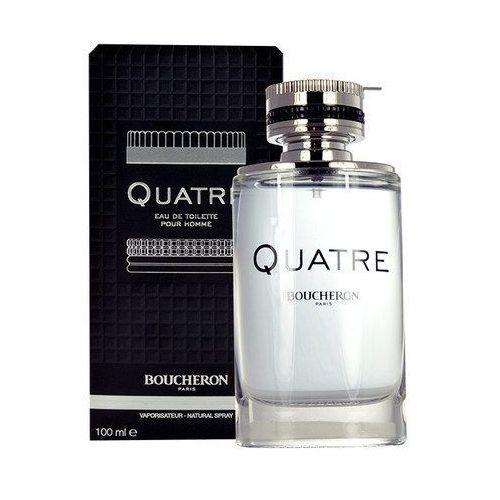 Boucheron boucheron quatre pour homme woda toaletowa 100 ml tester dla mężczyzn (3386460066167)