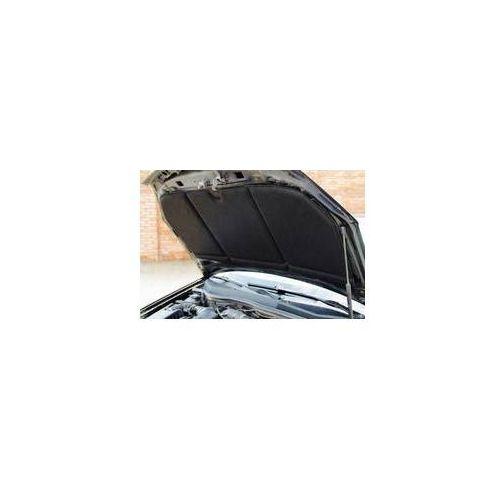 hs uniwersalne wyciszenie maski silnika - mata z czarnej niepalnej włókniny marki Stp