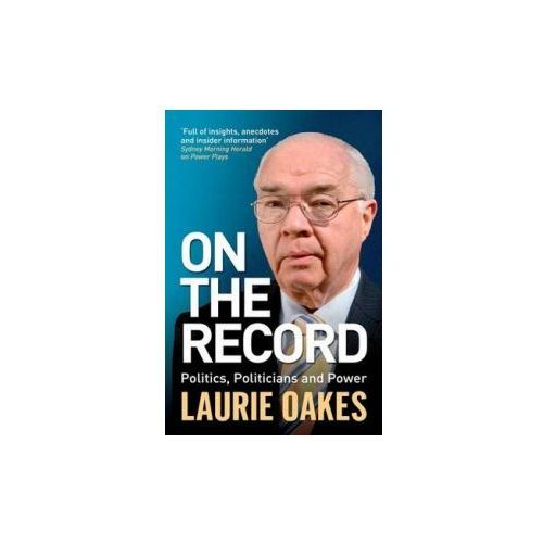 On the Record (9780733627002)