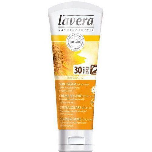 Lavera miękkie krem spf 30 wrażliwa słoneczny (krem) 75 ml (4021457615223)