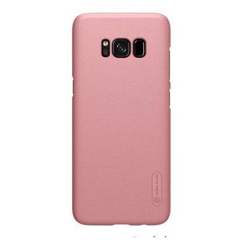 Nillkin Etui Frosted do Samsung Galaxy S8 Plus, różowe złoto Darmowy odbiór w 21 miastach! (6902048138544)