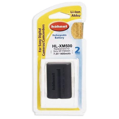 Akumulator HAHNEL HL-XM500 Sony + DARMOWY TRANSPORT! - sprawdź w wybranym sklepie