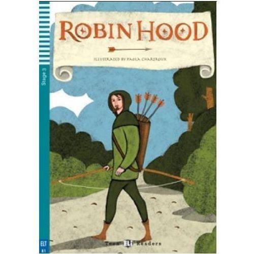 ELI Robin Hood + CD (B1), Silvana Sardi