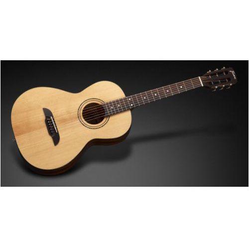 fp 14 sv - vintage transparent high polish natural tinted gitara akustyczna marki Framus