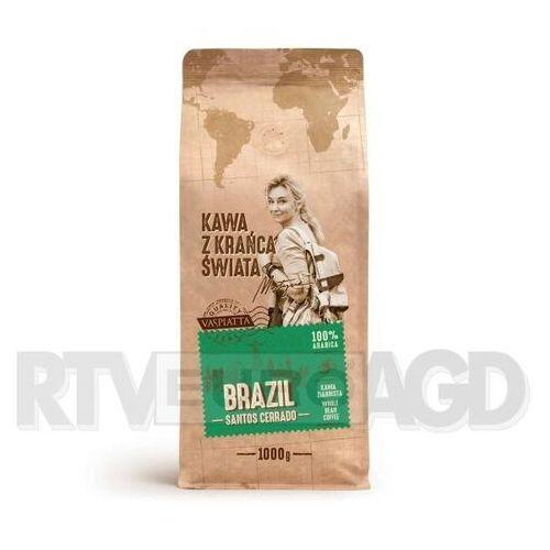 Kawa z Krańca Świata Brazil Santos Cerrado 1 kg
