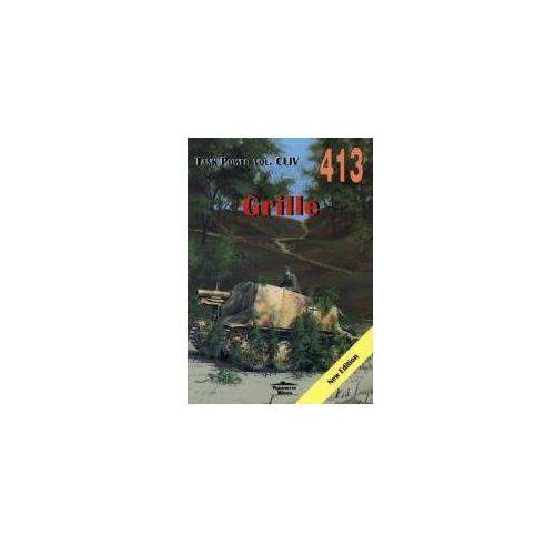 Grille. Tank Power vol. CLIV 413 (2015)