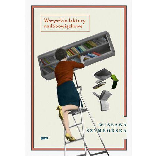 Wszystkie lektury nadobowiązkowe - Dostawa zamówienia do jednej ze 170 księgarni Matras za DARMO, Wisława Szymborska