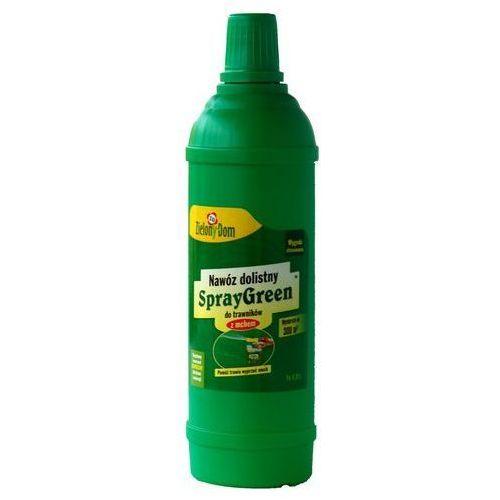 Zielony Dom SprayGreen do trawników z mchem 950 ml Zapas