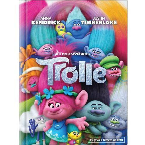 Trolle (wydanie z książką) (dvd) - mike mitchell marki Imperial cinepix