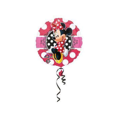 Amscan Balon foliowy myszka mini - 43 cm - 1 szt.